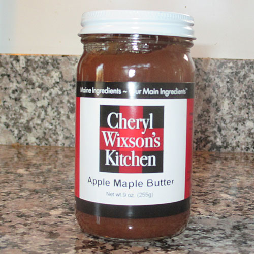 Apple Maple Butter