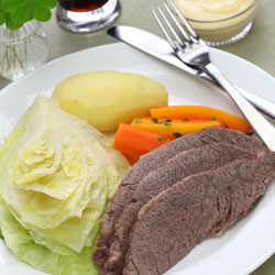 Cheryl Wixson's Corned Beef
