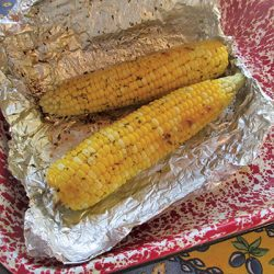 Easy Summer Grilled Corn